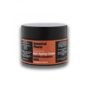 cbd anti aging face cream