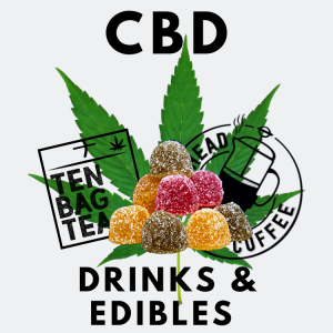 CBD Drinks & Edibles